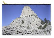 Devils Tower National Monument, Wyoming Carry-all Pouch