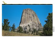 Devils Tower Wyoming -2 Carry-all Pouch