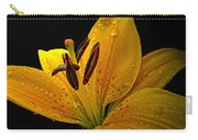 Dew On The Daylily Carry-all Pouch