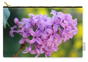 Dewdrops On Lilacs Carry-all Pouch