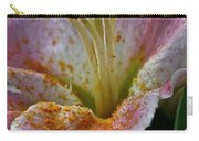 Dewey Daylily Carry-all Pouch