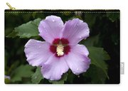 Dewey Hibiscus Carry-all Pouch