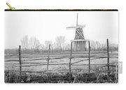 Dezwaan Windmill In Holland Michigan During November Carry-all Pouch