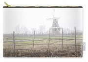 Dezwaan Windmill In Holland Michigan No.232 Carry-all Pouch