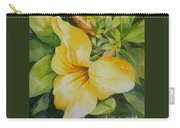 Dianne's Flower Carry-all Pouch