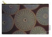 Diatom - Arachnoidiscus Carry-all Pouch