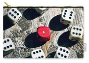 Dice Carry-all Pouch by Joana Kruse