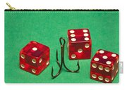 Dice Red Hook 1 A Carry-all Pouch