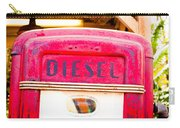 Diesel Pump Carry-all Pouch by Tom Gowanlock