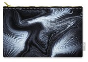 Digital Blue Art Carry-all Pouch