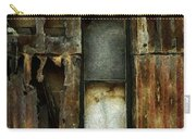 Dilapidated  Carry-all Pouch