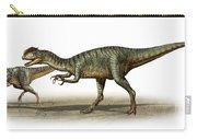 Dilophosaurus Wetherilli, A Prehistoric Carry-all Pouch