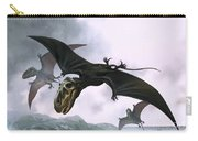 Dimorphodon Carry-all Pouch by William Francis Phillipps