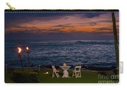 Dinner Setting In Paradise Carry-all Pouch