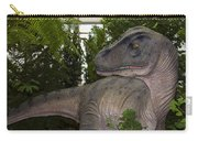 Dinosaur Inside The Conservatory Carry-all Pouch