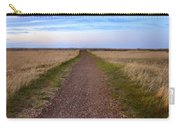 Dirt Road Through The Prairie Carry-all Pouch