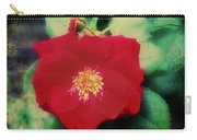 Dirty Rose Knows Carry-all Pouch by Bill Cannon