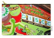 Disco Pinball Carry-all Pouch