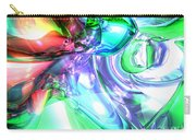 Disorderly Color Abstract Carry-all Pouch