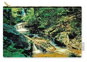 Distant Ozone Falls And Rapids - Summer Carry-all Pouch