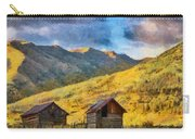 Distant Storm Carry-all Pouch by Jeff Kolker