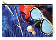 Dive Gear Carry-all Pouch by Carlos Caetano