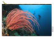 Divers And Whip Coral Carry-all Pouch