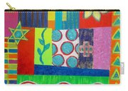 Diversity Has Proven God Is Love V2 Carry-all Pouch by Jeremy Aiyadurai