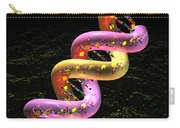 Dna Fat Coil Carry-all Pouch by Russell Kightley
