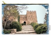 Do-00483 Byblos Citadel Carry-all Pouch