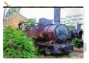 Do-00504 Train In Mar Mickael Carry-all Pouch