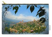 Do-00548 Town Of Bcharre Carry-all Pouch