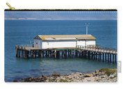 Dock At Point Reyes Calfornia . 7d16070 Carry-all Pouch