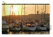 Docked Yachts Carry-all Pouch by Carlos Caetano