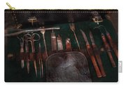 Doctor - Civil War Instruments Carry-all Pouch