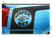 Dodge Charge Super Bee Logo  Carry-all Pouch