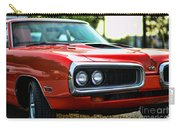 Dodge Super Bee Classic Red Carry-all Pouch by Paul Ward