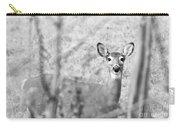 Doe A Deer. Carry-all Pouch