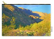 Dog Canyon Nm Oliver Lee Memorial State Park Carry-all Pouch