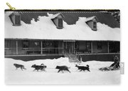 Dog Sled Carry-all Pouch