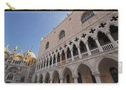 Doges Palace Off Piazza San Marco Or Carry-all Pouch