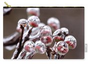 Dogwood Blooms - Sealed In Ice Carry-all Pouch
