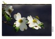 Dogwood Blossom - Beelightful Carry-all Pouch