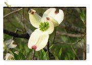Dogwood Blossome Carry-all Pouch