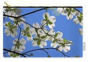 Dogwood Blossoms 2 Carry-all Pouch