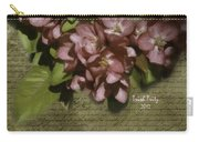 Dogwood Days Carry-all Pouch