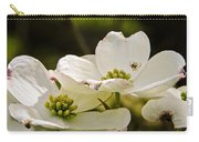 Dogwood Spider Carry-all Pouch