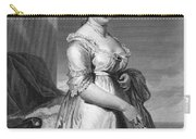 Dolley Payne Todd Madison Carry-all Pouch by Granger