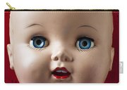 Dolls Haed Carry-all Pouch