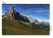 Dolomiti's Panoramic Carry-all Pouch